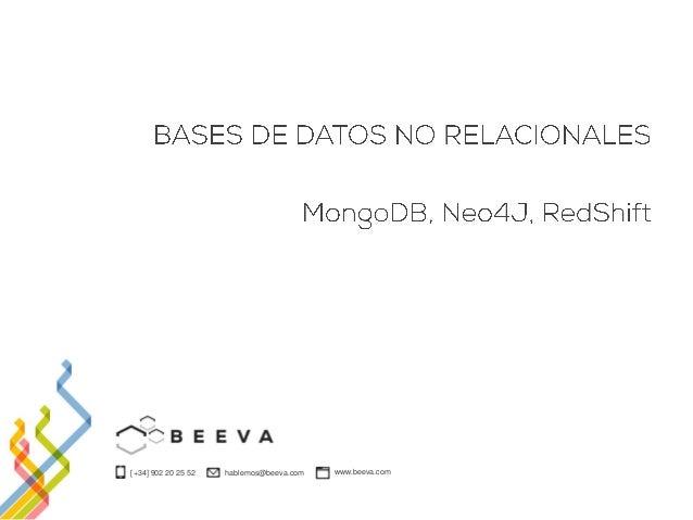 [+34] 902 20 25 52 hablemos@beeva.com www.beeva.com