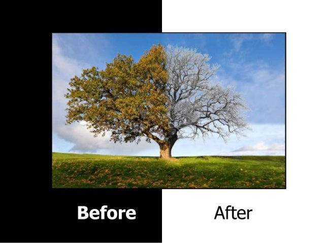 before & after photoshop