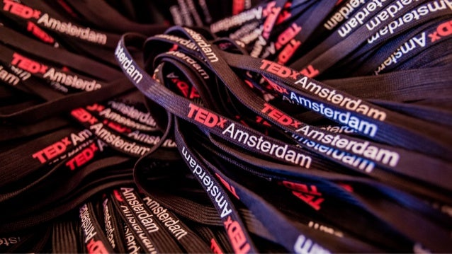 How TEDxAmsterdam used Google+ Hangouts On Air to create compelling content before, during and after the TEDx conference - by Oliver de Leeuw