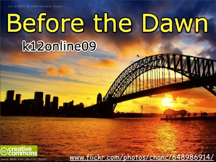 Before The Dawn K12Online09