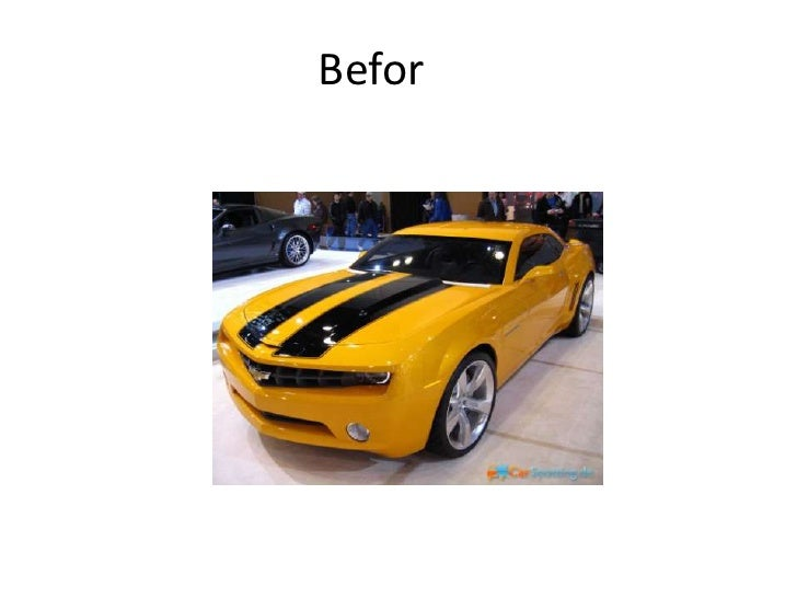 Before and affter