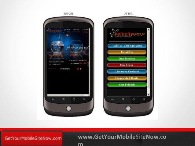 www.GetYourMobileSiteNow.coYOURLOGO MOBILE MARKETING SOLUTIONS