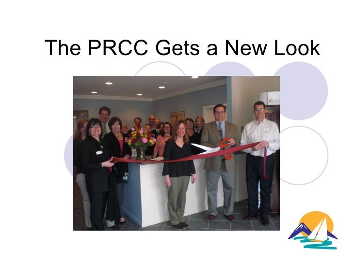 The PRCC Gets a New Look