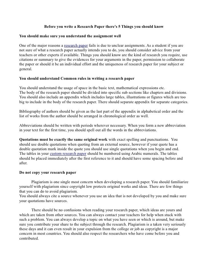 before you write a research paper theres things you should know jpg rig veda summary analysis essay