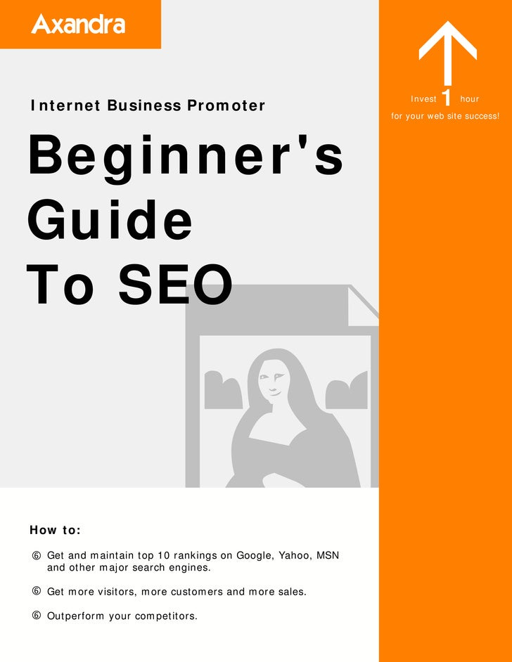Beginers Guide To Seo