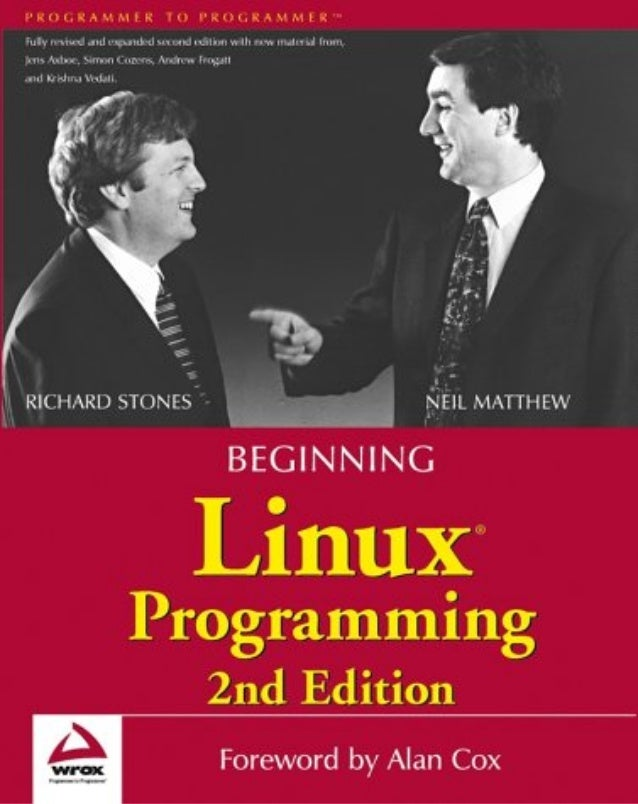Beginning linux-programming