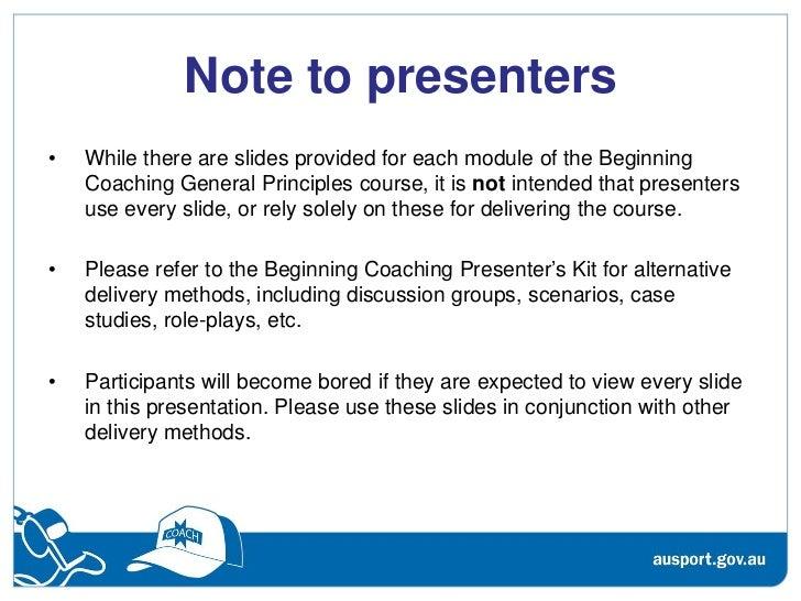 Beginning coaching presenter_kit_slides_oct_09