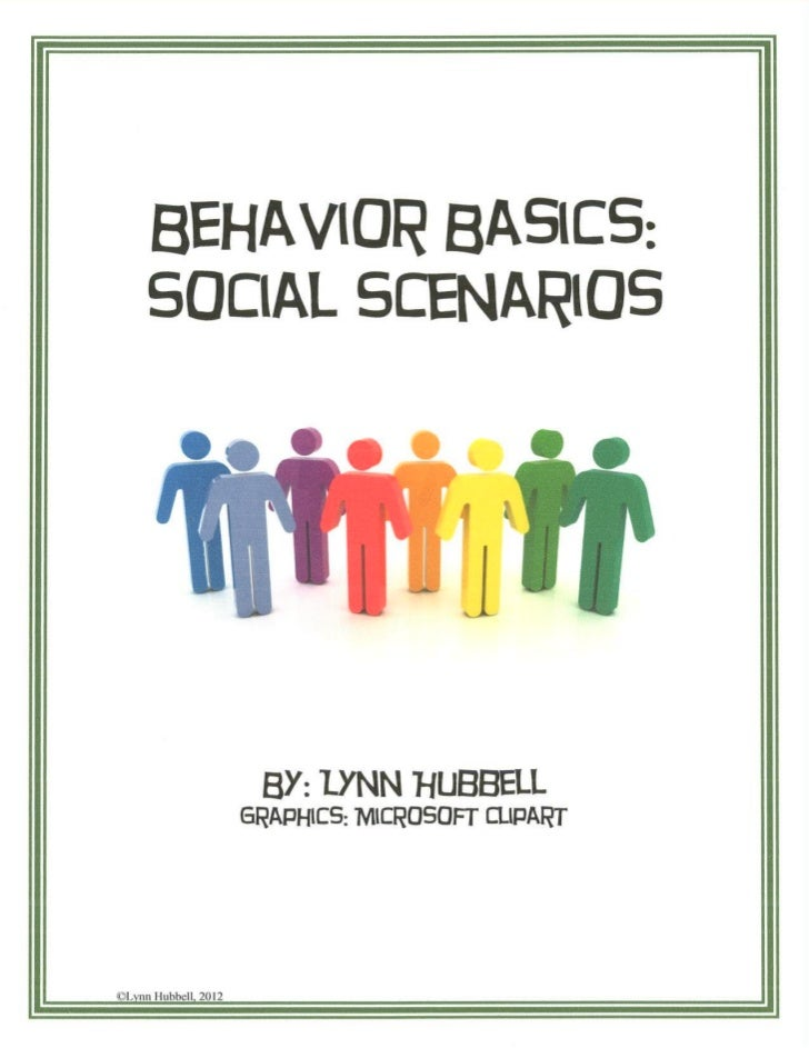 social psychology scenario Social script a behavioral or social script is a series of behaviors, actions, and consequences that are expected in a particular situation or environment just like a movie script we know what to expect in many social settings.