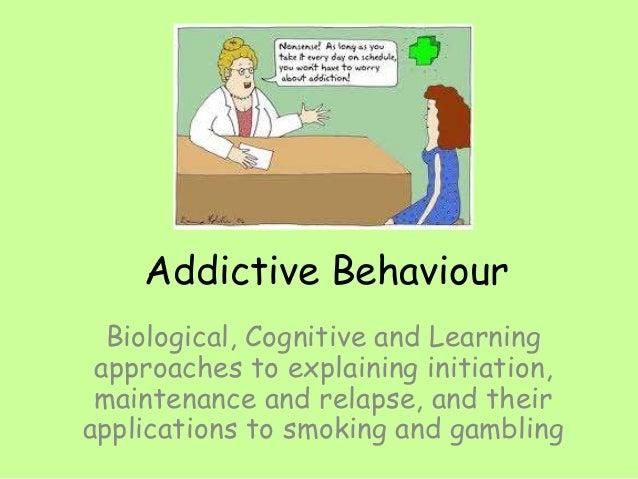 Behavioural explanations of addiction 2013