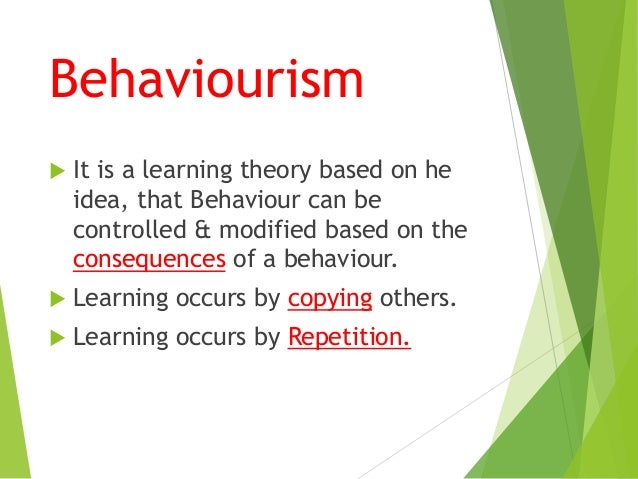 strengths and weaknesses in the behaviourist approach Chapter 10: section 4: research on humanistic theory a truly self-actualized person is one who knows himself completely and accepts himself for all his strengths and weaknesses some people find the humanistic approach to be valid while others see it for the numerous inherent flaws.