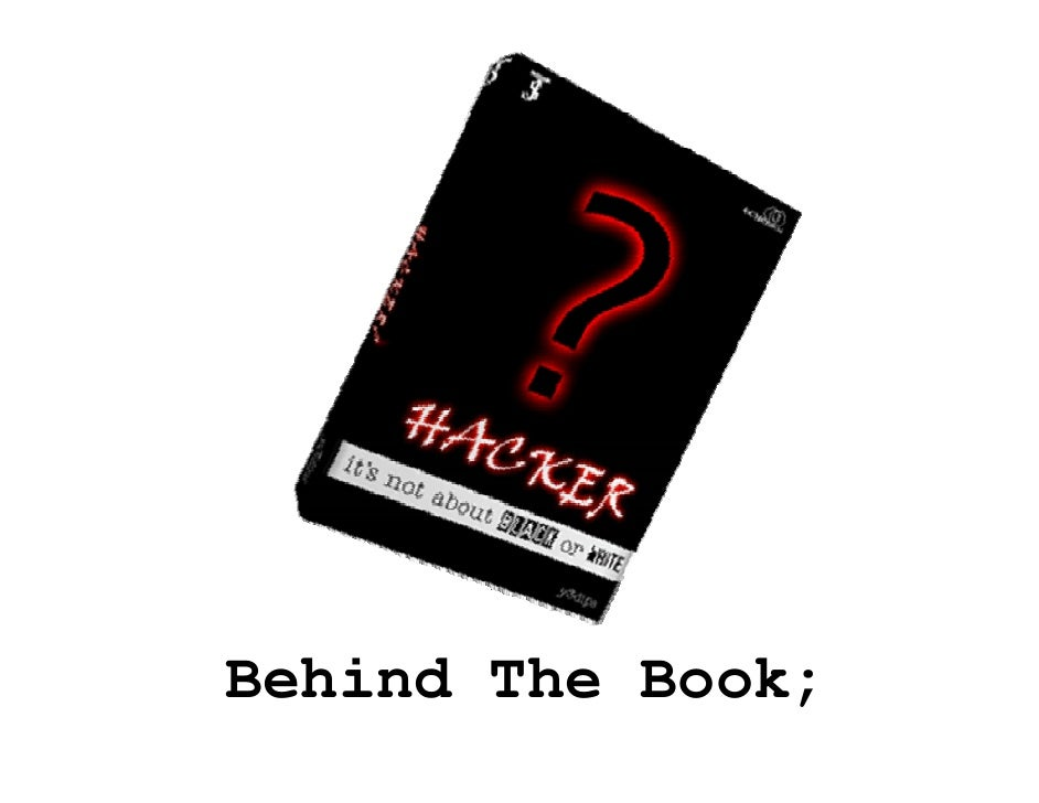Behind The Book;