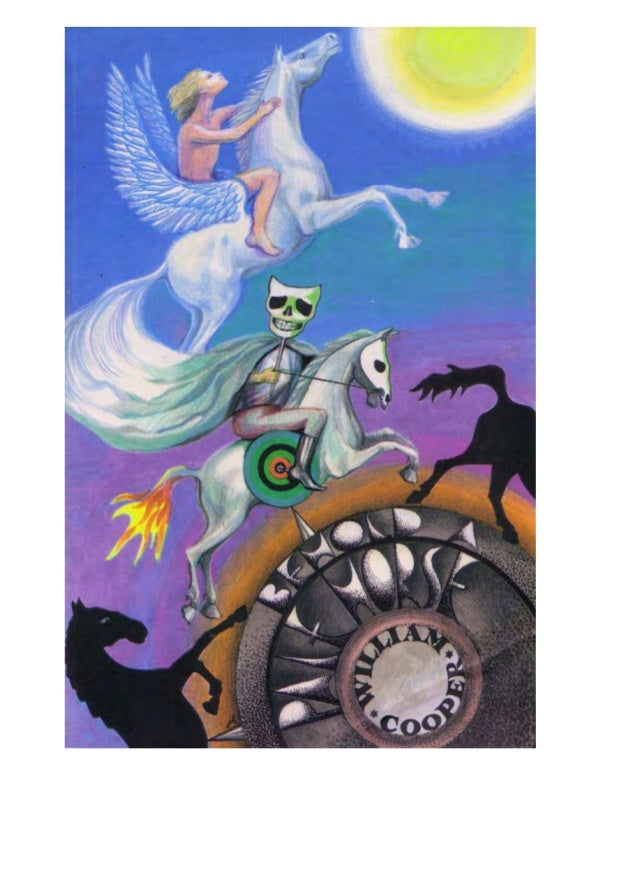 """BEHOLD A PALE HORSE"" Milton William Cooper"