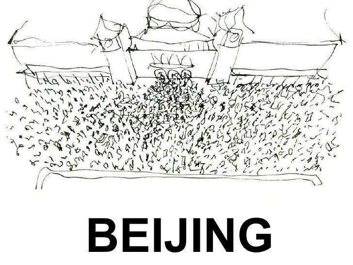 Beijing Urban Planning Issues