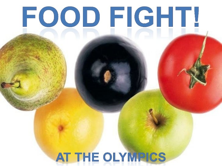 OLYMPIC FOOD FIGHT! Olympic Village Cafeteria and Food in Beijing