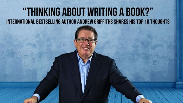What does it take to be successful as an author?