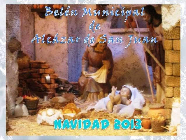 Belen del Ayuntamiento de Alcázar de San Juan_2013