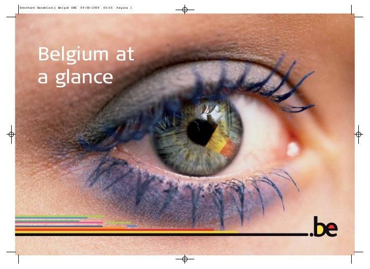 Belgium at a glance