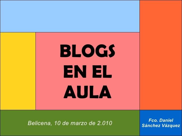 Belicena Blogs
