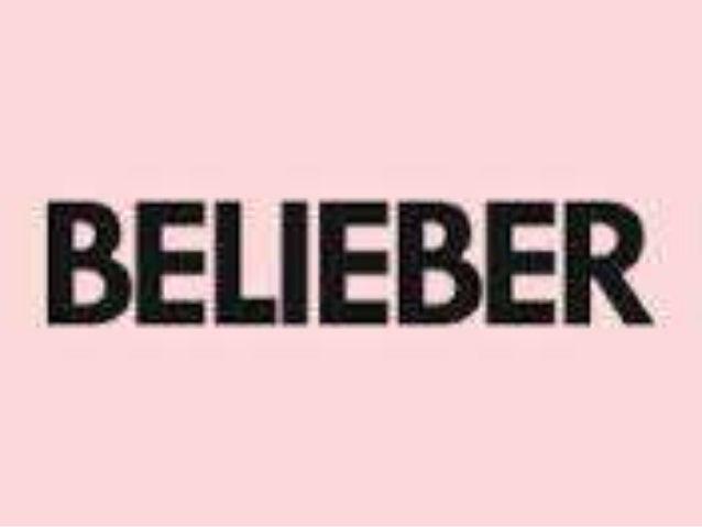 Beliebers