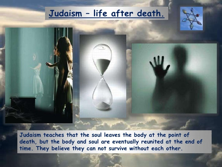 a look at the jewish belief of reincarnation Many new agers believe that reincarnation was purposely edited out of the bible the jewish scriptures always taught resurrection not reincarnation when we look at the teaching of reincarnation we find an enormous amount of people throughout the world believing in it.