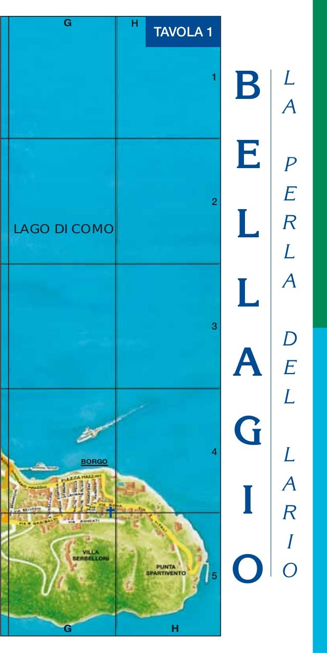 Bellagio information 2014