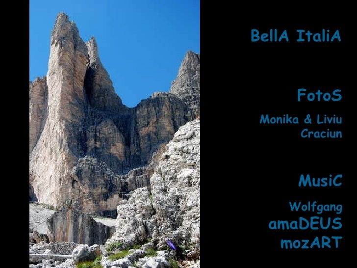 Bella Italia 01