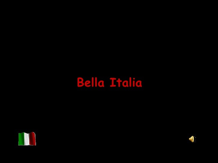Bella Italia2 (Mini)