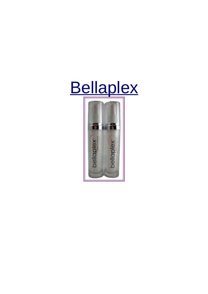 Bellaplex - Wrinkle Cream