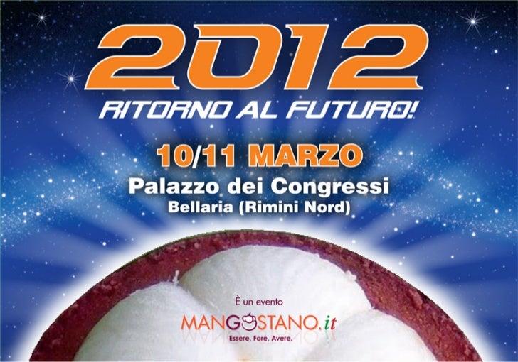 Bellaria 2012 Convencion Italia