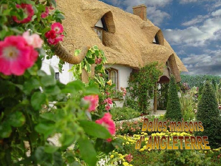 Belles maisons d' ANGLETERRE