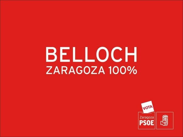 Belloch 100% innovación y Sociedad del Conocimiento