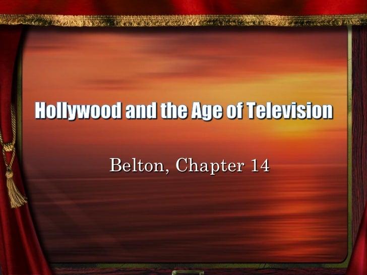 Belton, Chapter 14