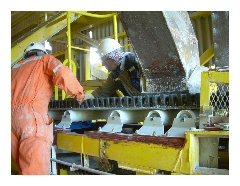 Belt Scale Lime Feeder Arauco