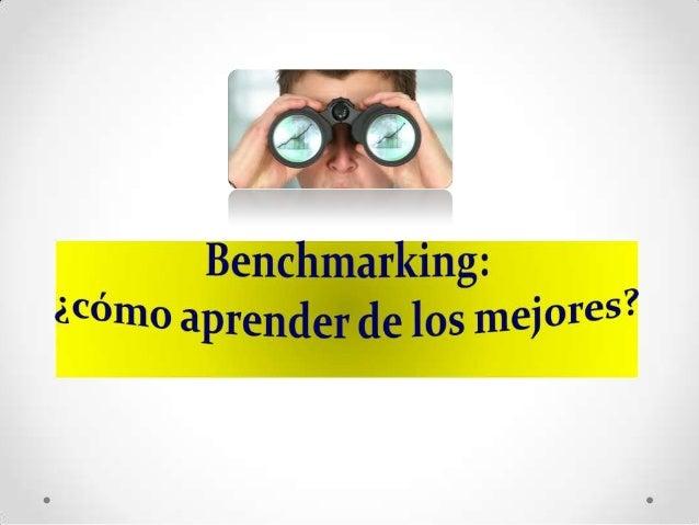 Bemchmarking