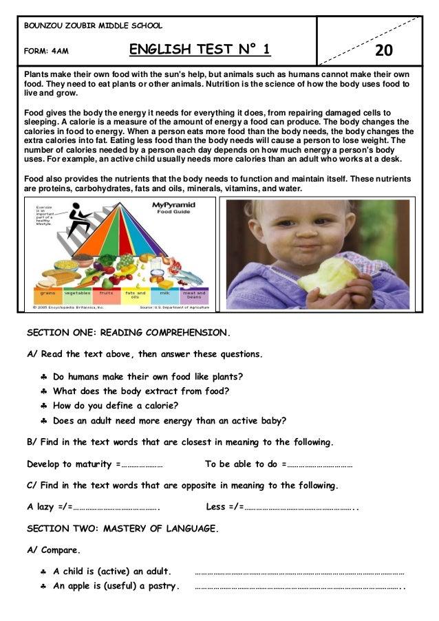 my favorite food essay