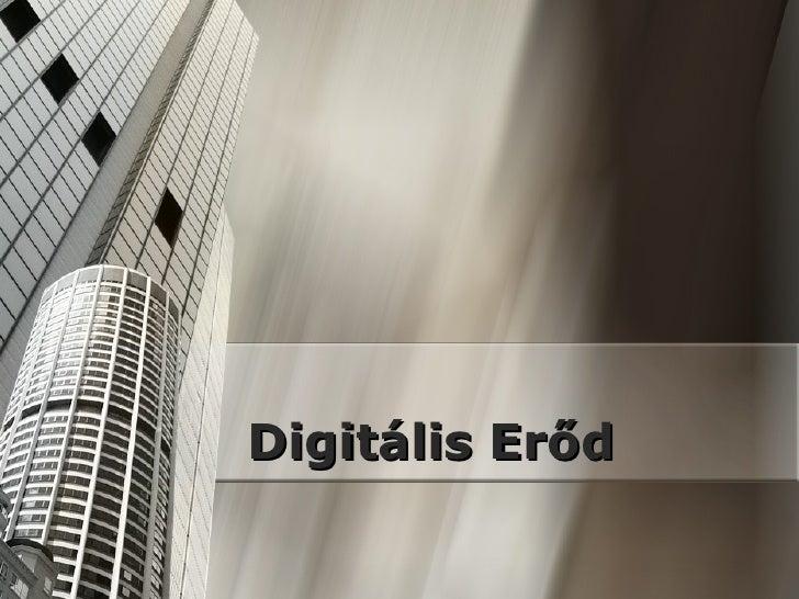 Digitális Erőd