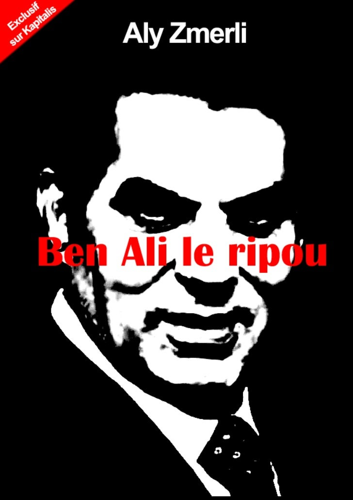 Ben Ali, le ripou