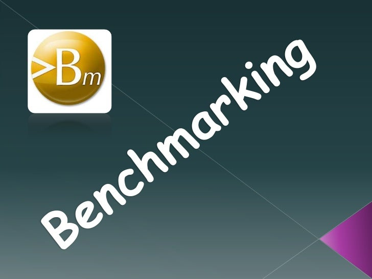 Benchmarking<br />