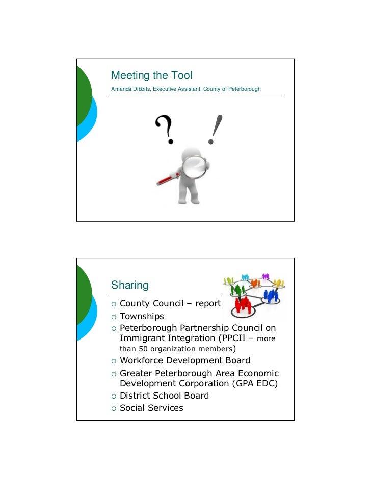 Benchmarking Tools