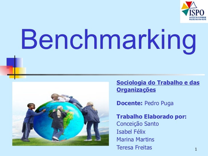 Benchmarking Trabalho Final