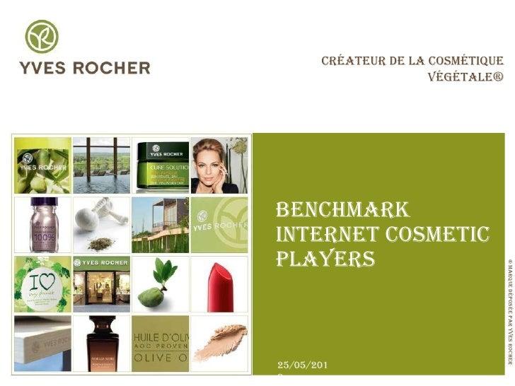 Créateur de la Cosmétique                      Végétale®BenchmarkInternet CosmeticPlayers                                 ...
