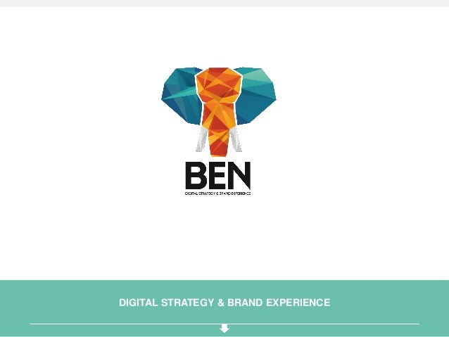 DIGITAL STRATEGY & BRAND EXPERIENCE