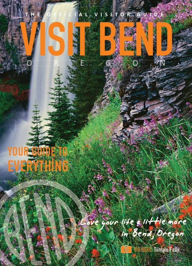 Bend Visitors Guide