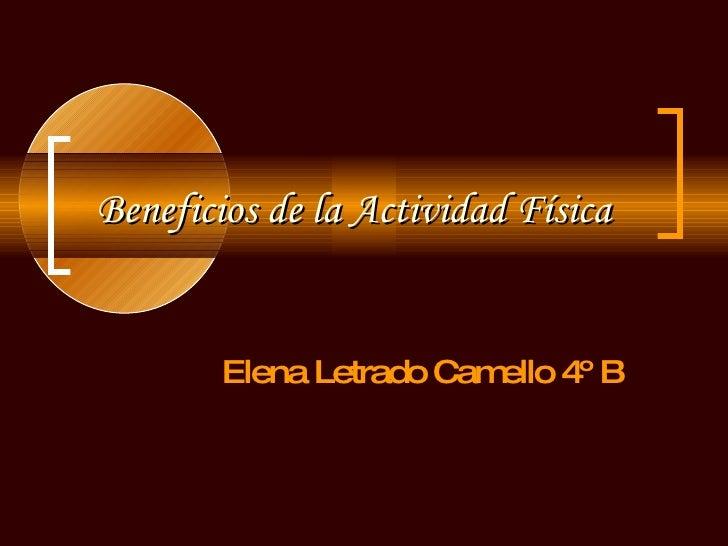 Elena Letrado
