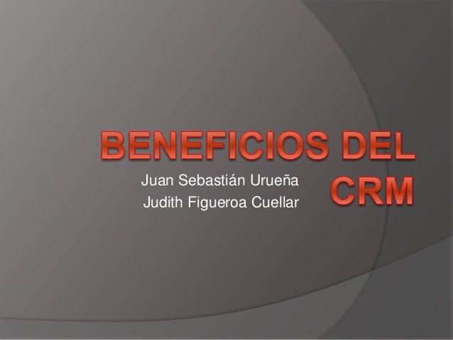 Juan Sebastián Urueña Judith Figueroa Cuellar