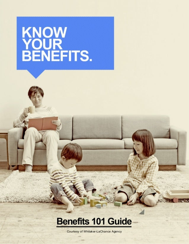 Benefits 101 guide