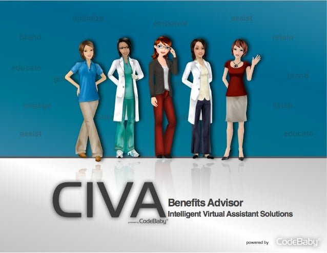 Benefits Advisor Intelligent Virtual Assistant Guide