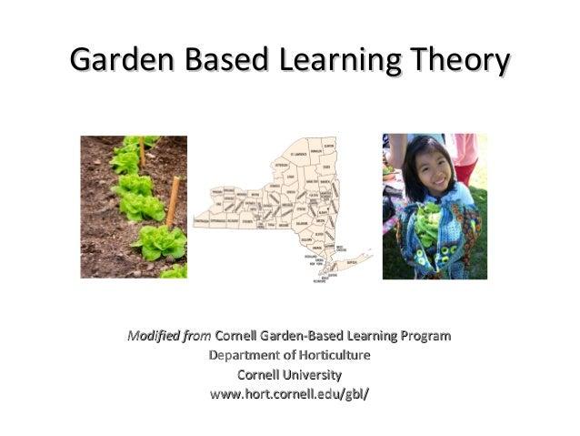 Why Garden at School? Cornelia Harris, Cary Institute of Ecosystem Studies