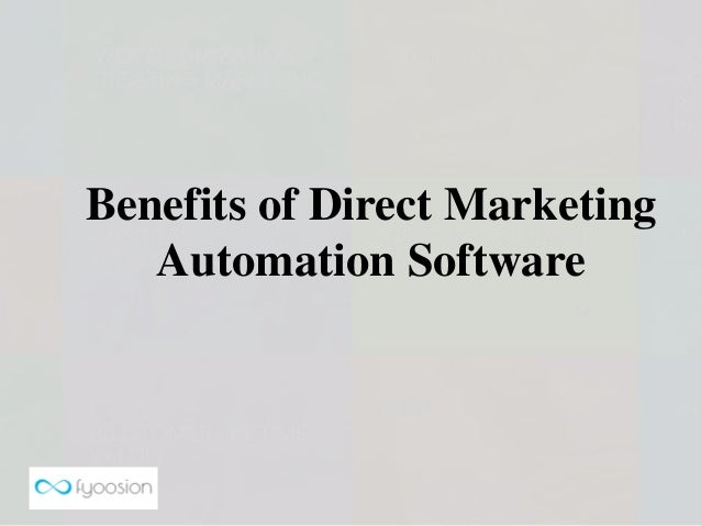 Advantages of direct conversion strategy