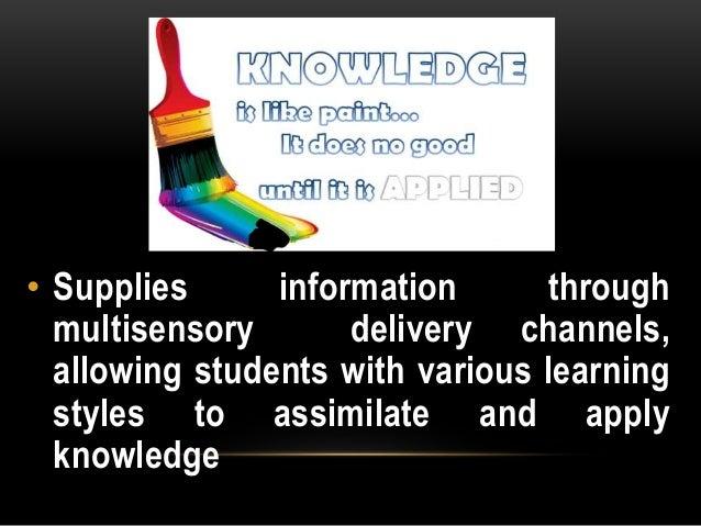 Technology benefits education essay